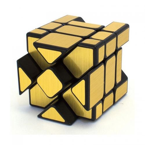 Головоломка FANXIN 581-5.7P Кубик Фишер Серебро/Золото