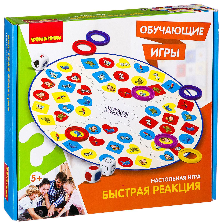 BONDIBON ВВ2410 Наст. игра