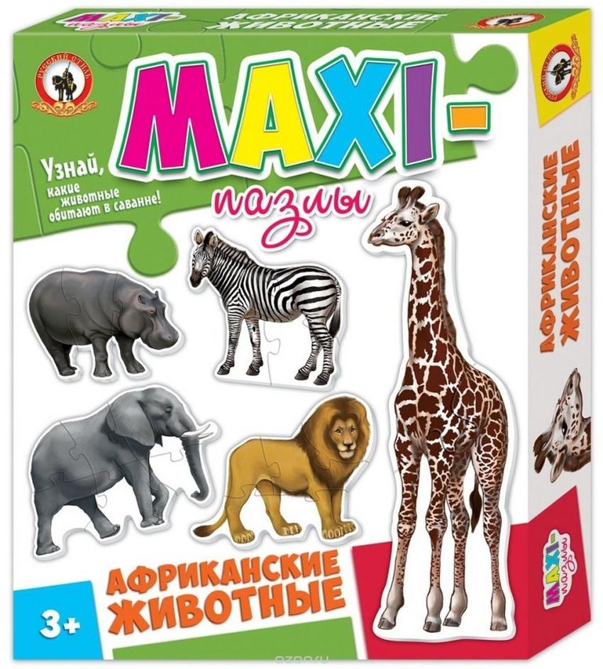 MAXI-пазлы