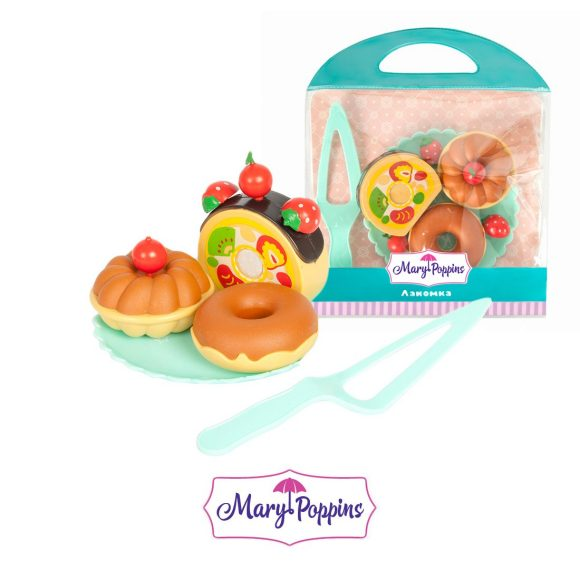 Mary Poppins. 453047 Набор пирожных -