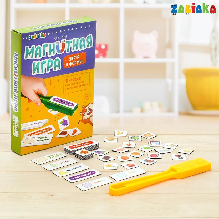 ZABIAKA Магнитная игра с магнитным жезлом