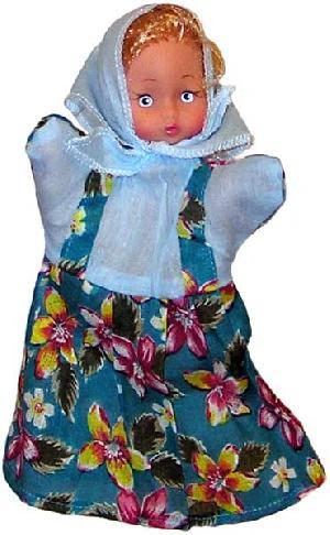 Воронеж.Кукла-перчатка