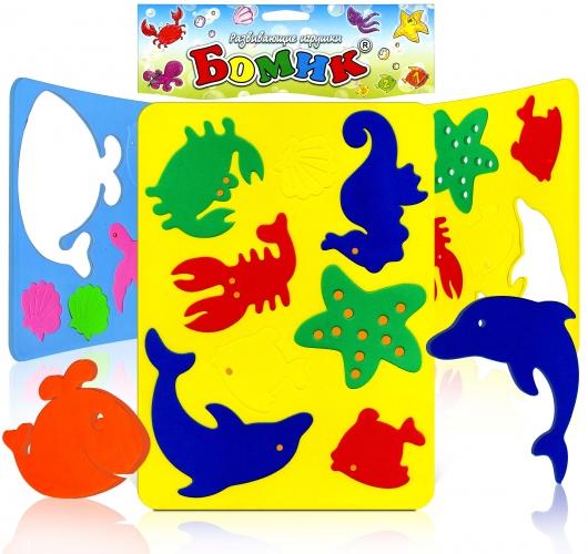 Аква Океан - Замечательные игрушки для купания.