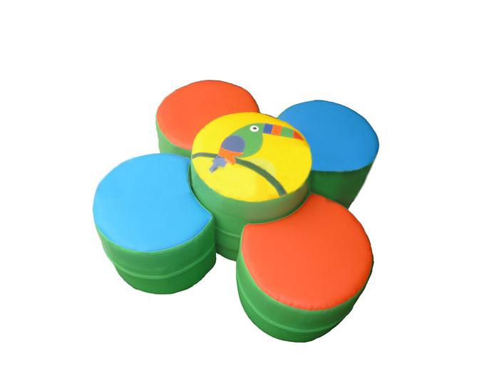 Набор игровой мебели «Шире круг» - ТОВАР ПОД ЗАКАЗ! СВЯЖИТЕСЬ С НАШИМ МЕНЕДЖЕРОМ - (4212)242-042 8-914-159-20-42