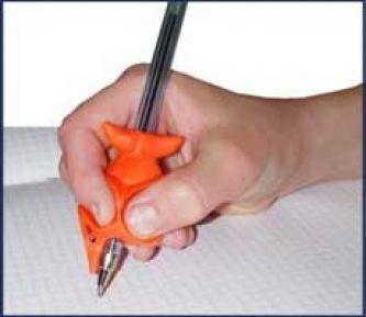 Тренажер ручка-самоучка для правшей - детей и взрослых от 6 лет -