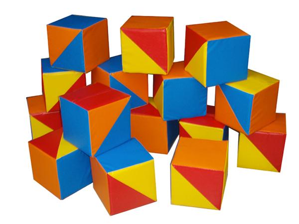 Мягкие игровые модули - Кубики «Мозаика» - ТОВАР ПОД ЗАКАЗ! СВЯЖИТЕСЬ С НАШИМ МЕНЕДЖЕРОМ - (4212)242-042 8-914-159-20-42 Красочная мозаика научит детей думать, эксперементировать и фантазировать.  Мягкие игровые модули - Кубики