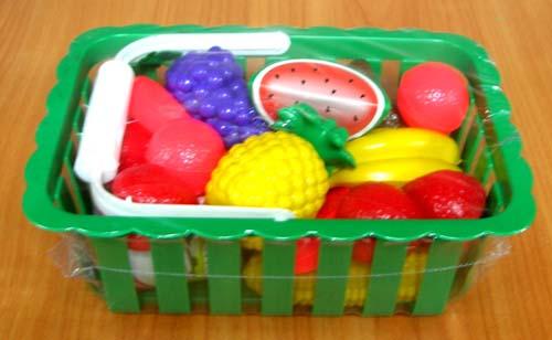 Набор фруктов в корзине (Польша) -