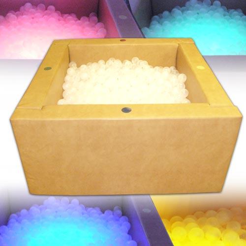 Интерактивный сухой бассейн (1) с подсветкой и переключателями ( - ПОД ЗАКАЗ!