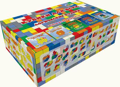 Кубики для всех - Логические кубики  (набор из 5-ти вариантов) - Логические кубики (Кубики для всех) – это первые занимательные игры для детей от 2,5 – 3х лет – своеобразная «умственная гимнастика». Построение заданных и создание новых фигур развивают пространственное мышление, воображение, память (особенно зрительную)