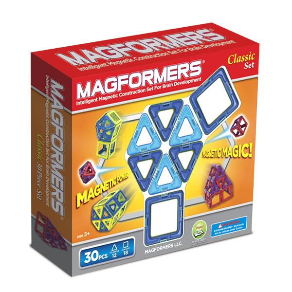 Магнитный конструктор MAGFORMERS 63068 30 - Набор