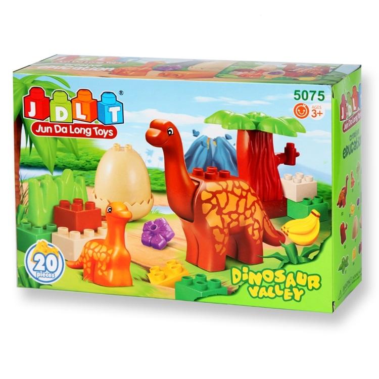Динозавры: Мама и малыш