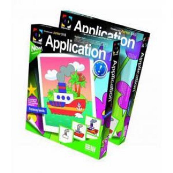 Аппликация Дальние страны - Набор для создания картинки в технике аппликации.