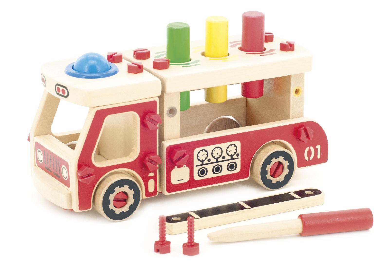 Конструктор Машина (МДИ) - Конструирование - это процесс, который всегда привлекает мальчишек, а машины - страсть любого маленького (да и большого) мужчины. В этой игрушке объединены обе эти склонности!