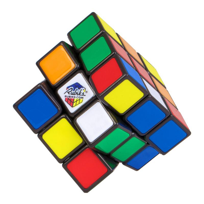 Головоломка РУБИКС Кубик Рубика 3х3 - без наклеек, мягкий механизм  Кубик Рубика 3х3 — это новая, улучшенная версия знаменитой на весь мир головоломки.