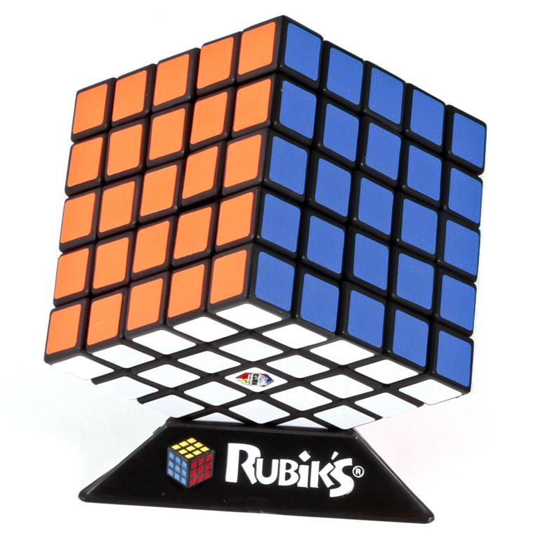 Головоломка РУБИКС Кубик рубика 5х5 - Это самая сложная головоломка в линейке Рубикс. Не зря ее прозвали