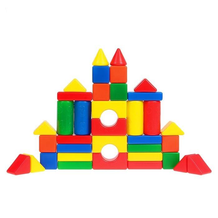 ТМ «Крошка Я». Строительный набор 36 эл. - 36 элементов 6 х 6 см