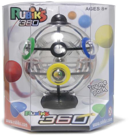 Головоломка РУБИКС Шарик рубика - Шарик Рубика — это совершенно особенная разновидность легендарного Кубика!
