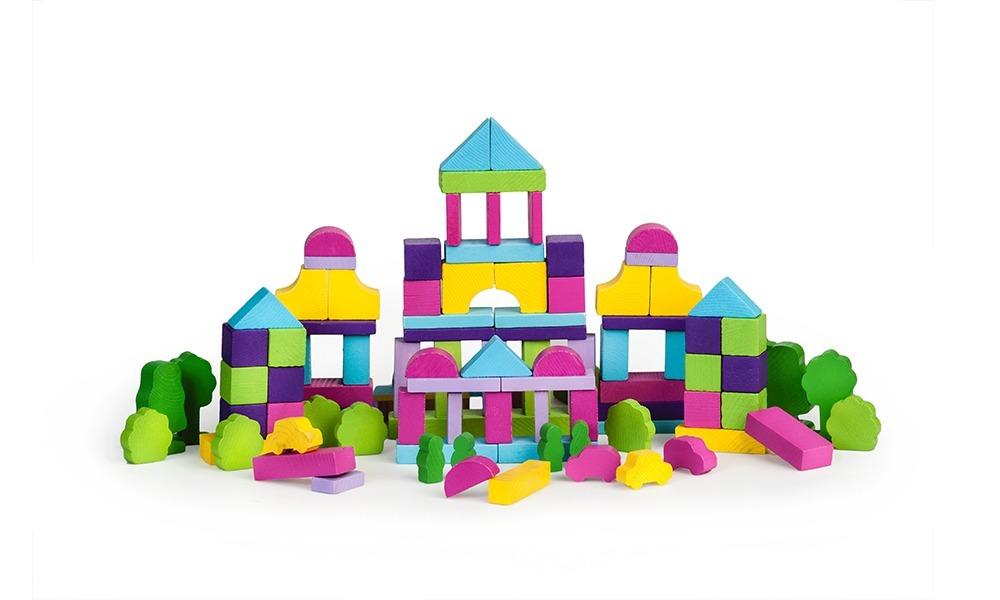 Конструктор КД Вечер 105 дет (Томик) - Конструктор - это строительный материал, необходимый для творческой игры ребенка. Комплект конструктора состоит из 105 ярких цветных деталей - простых геометрических фигур.