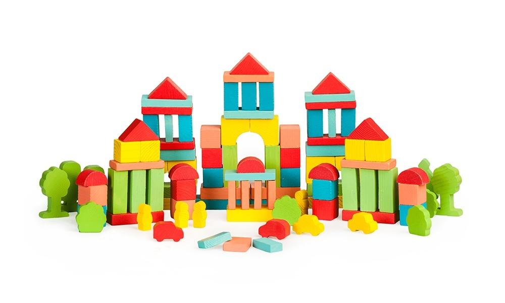 Конструктор КД Утро 105 дет - Конструктор - это строительный материал, необходимый для творческой игры ребенка. Комплект конструктора состоит из 105 ярких цветных деталей - простых геометрических фигур.