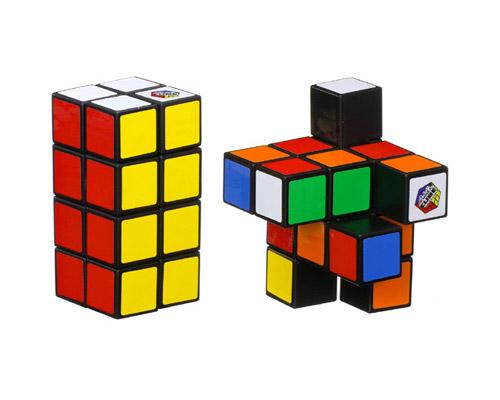 Головоломка РУБИКС КР12154 Башня рубика - Башня Рубика — это головоломка-трансформер с формулой 2х2х4. Как и классический Кубик Рубика она крутится во всех плоскостях, однако у нее гораздо более сложный и необычный механизм. Вращать элементы Башни можно как по вертикали, так и по горизонтали. При