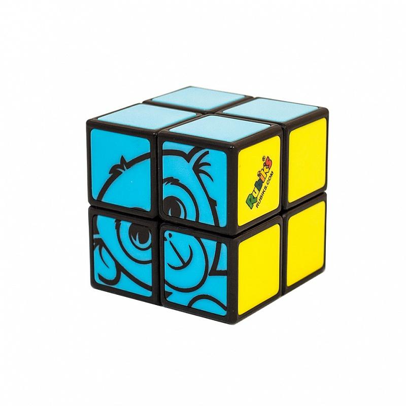 Головоломка РУБИКС КР5015 Кубик рубика 2х2 для детей - Кубик Рубика 2х2 – это упрощенная версия классической головоломки для детей.