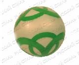 Мяч резиновый 100 мм 30 ЛП -