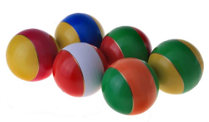 Мяч резиновый 150 мм 22ЛП -