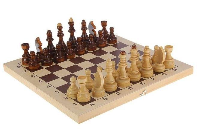 Шахматы Гроссмейстерские (турнирные) с доской -