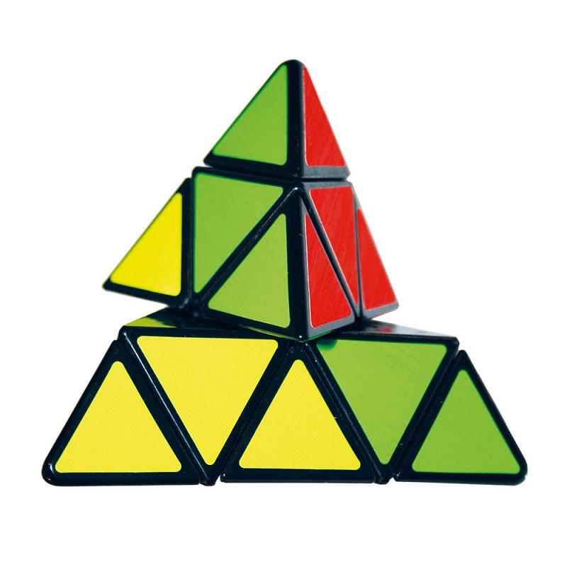 Головоломка MEFFERT'S М5035 pyraminx Пирамидка - Размеры (В×Ш×Г)11 × 12.5 × 11 см