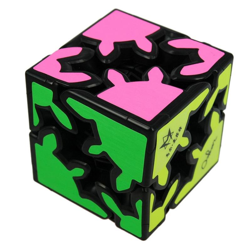 Головоломка MEFFERT'S M5033 Шестеренки со сдвигом - Самая необычная и технически-совершенная механическая головоломка из тех, которые были придуманы со времен кубика Рубика.