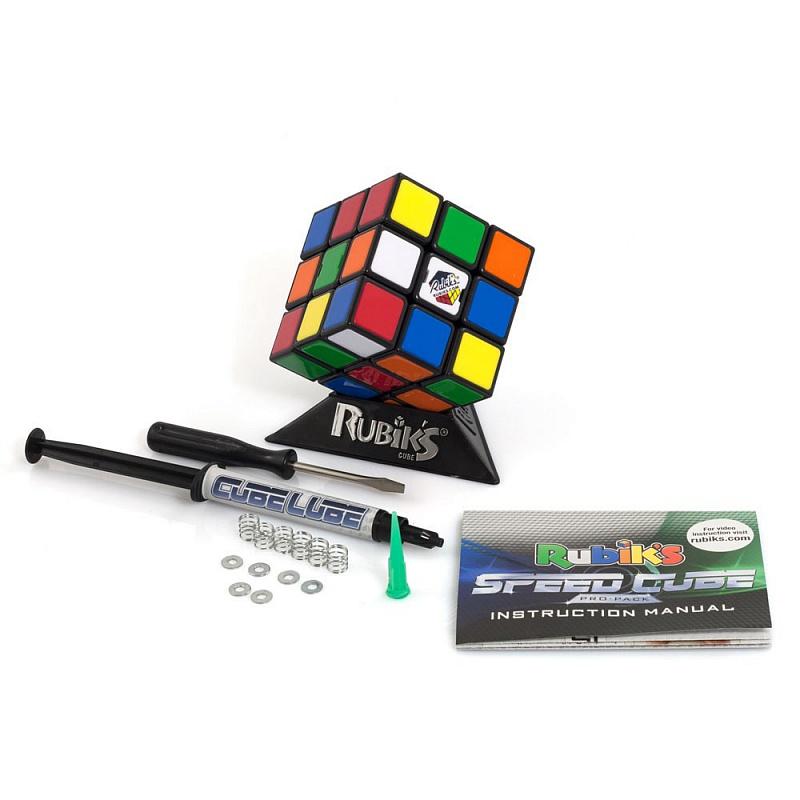 Головоломка РУБИКС КР 5099 Скоростной кубик Рубика 3х3 - Специальная версия кубика Рубика 3х3 создана для профессионального спидкубинга.