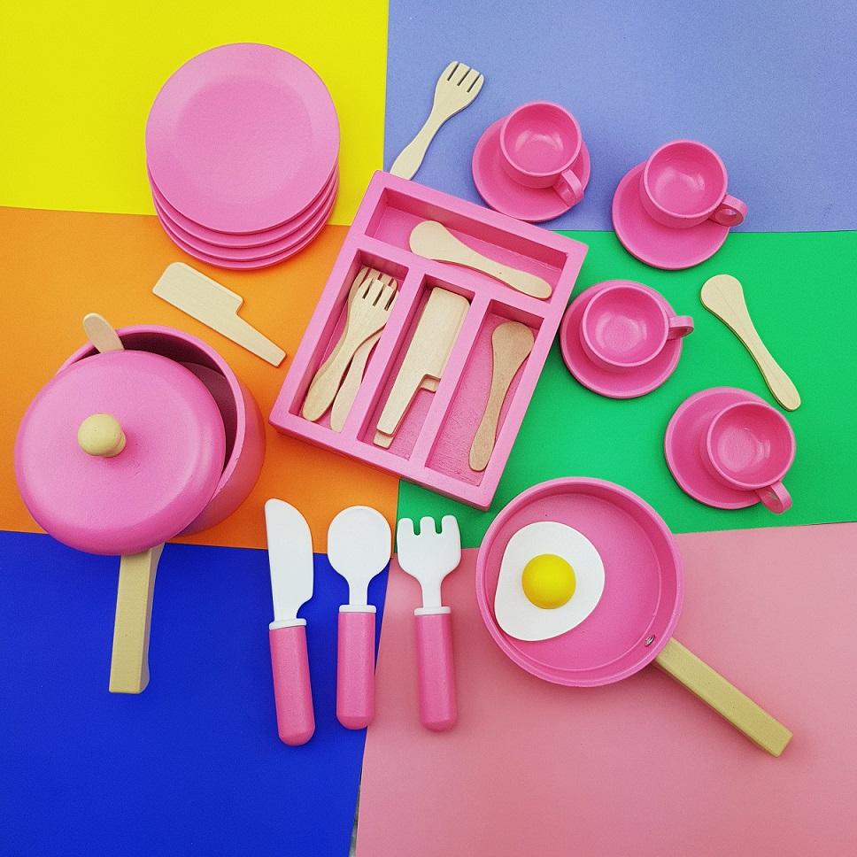 Набор посуды, серия