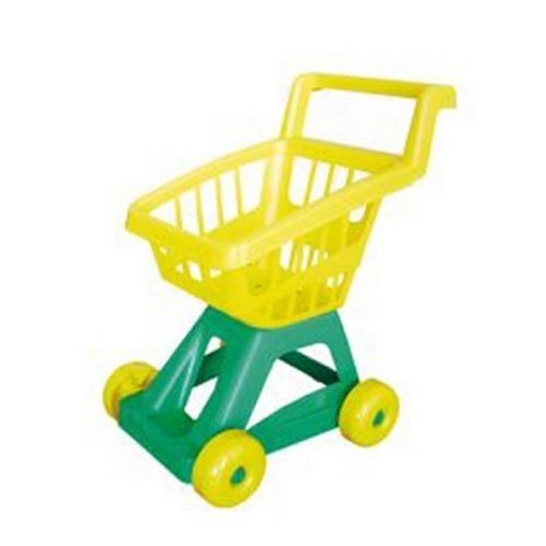 Совтехстром.Тележка для супермаркета (4 колеса) арт.У497 - размер 25х47х39 см