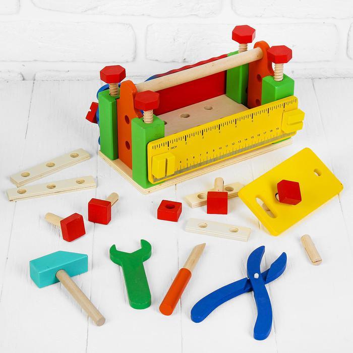 Набор инструментов - Размер 23 см × 13,5 см × 16 см
