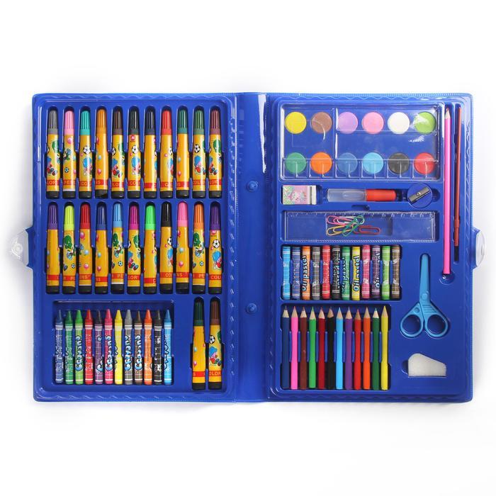 Набор для рисования 82 предмета   2924221 -