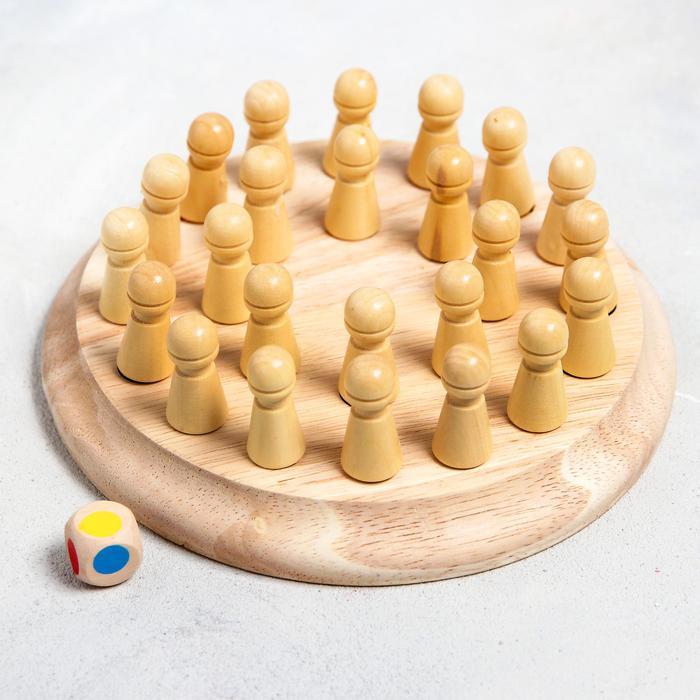 Развивающий набор «Тренируй память» - 17,5×17×5,5 см