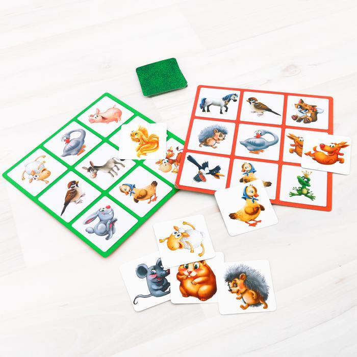 Игра настольная детская