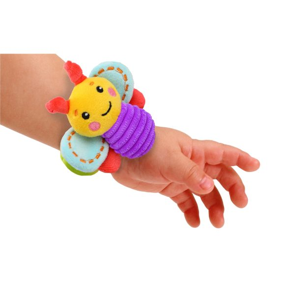 Погремушка на руку