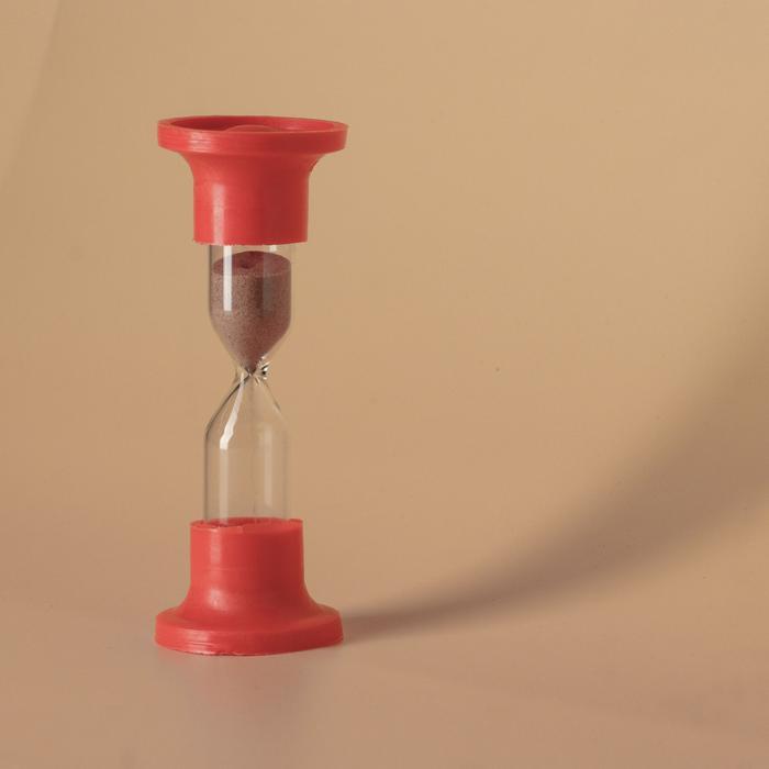 Часы песочные настольные (5 мин.) -
