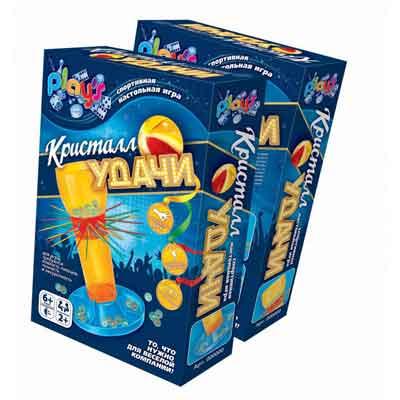 Игра Рlay`S Кристалл удачи - Для детей старше 6 лет. Число игроков: 2+ Время игры: 30 минут.