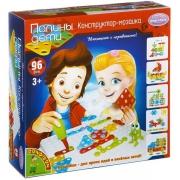 """BONDIBON """"Папины дети"""" Конструктор-мозаика 96 дет."""