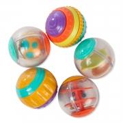 """Bright Starts. Развивающая игрушка """"Забавные шарики"""" арт.9079"""