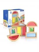 "Guide Craft. Сортер ""Радужные блоки"" 10 дет. Rainbow Blocks"