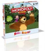 """Hasbro Наст. игра """"Монополия Юниор """"Маша и Медведь"""""""