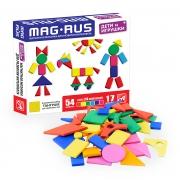 "MAG-RUS. Магнитная мозаика арт.NF1032 ""ДЕТИ и ИГРУШКИ"""