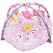 """Mapa baby. Развивающий коврик арт.25993 """"Розовый цветок"""""""