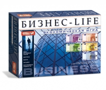 """STELLAR Настольная игра №22  """"Бизнес-Life"""""""