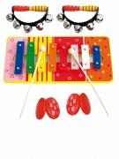 WOODY Музыкальный набор с ксилофоном