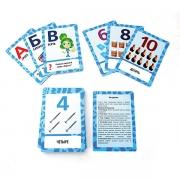 "Умка. Карточки развивающие ""Фиксики.Учим алфавит и цифры"""