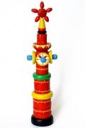 """Климо. С48 Пирамида """"Башня"""" (дерево)"""